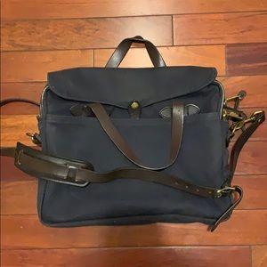 Perfectly Worn Filson Briefcase/Satchel Messenger